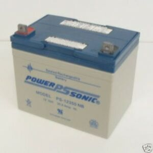 BATTERY-ULTRA-LIFT-1500-HAND-TRUCK-12V-35AH-PS-12350-EA