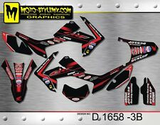 Honda CRF 250L 2013 up to 2017 graphics decals kit Moto-StyleMX