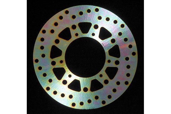 Convient à Yamaha Tw 225 E (5VC1/2) 02>03 EBC avant Gauche Original Disque de