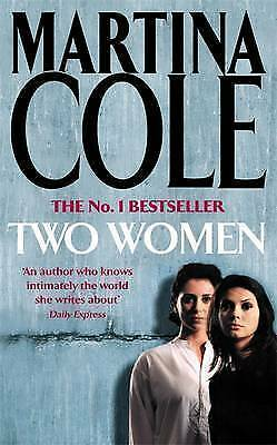 """""""AS NEW"""" Cole, Martina, Two Women Book"""