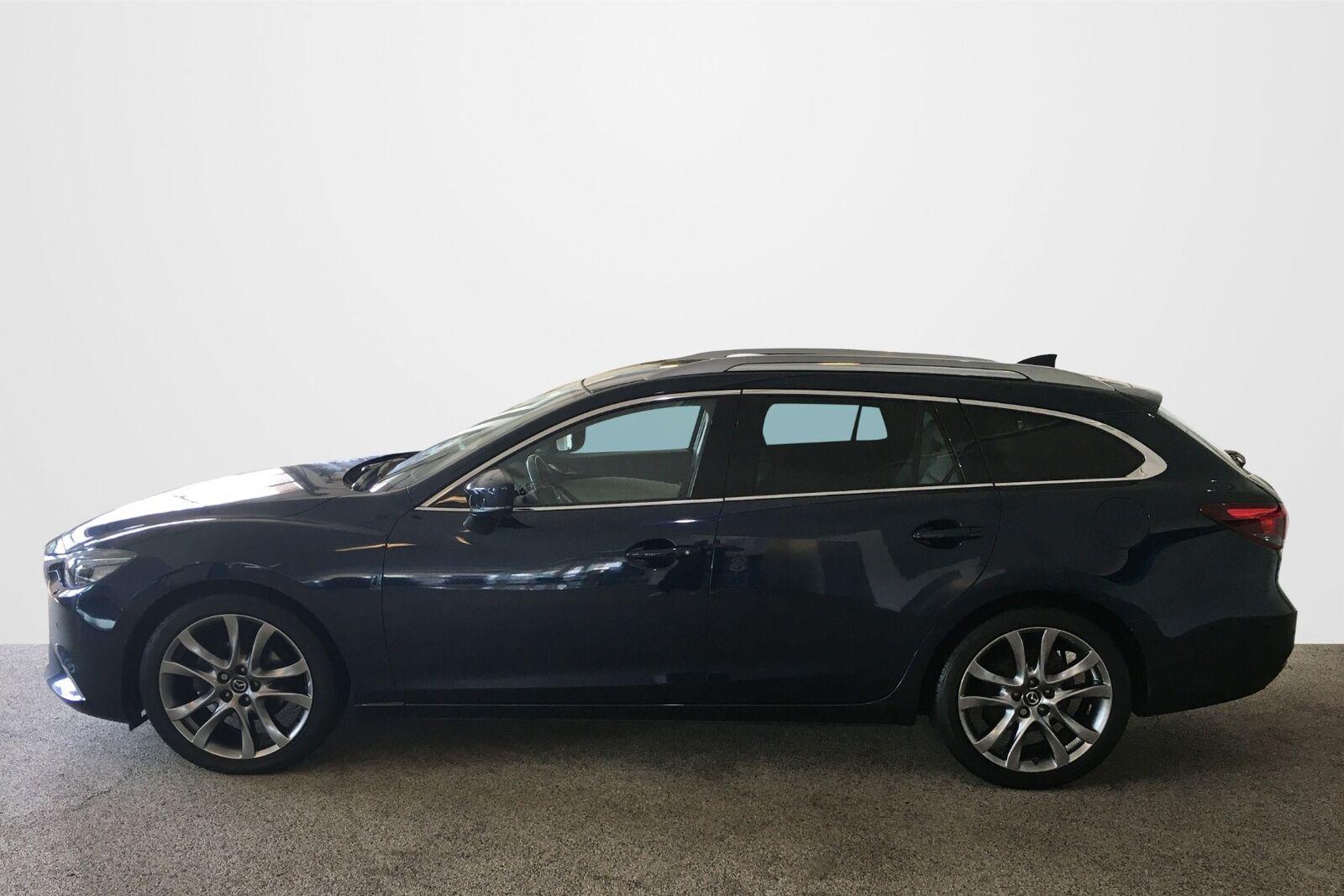 Mazda 6 2,2 Sky-D 175 Optimum stc. aut AWD - billede 1