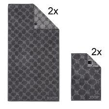 JOOP 1658//70 Handtuchset Set 3x Handtuch a 19,95€ 2x Gästetuch a 8,50€