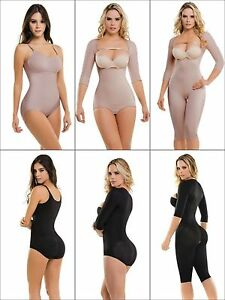 9fbce0da0 Image is loading Post-Surgery-Stage-1-2-Liposuction-Compression-Garment-