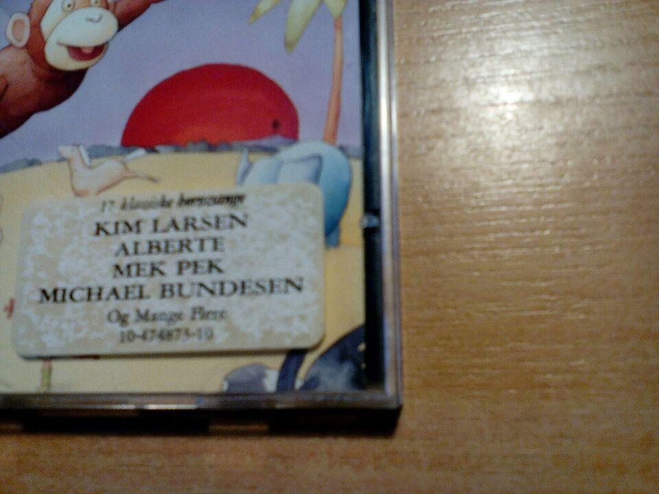 Åh Abe Kim Larsen : Åh Abe Kim Larsen , børne-CD
