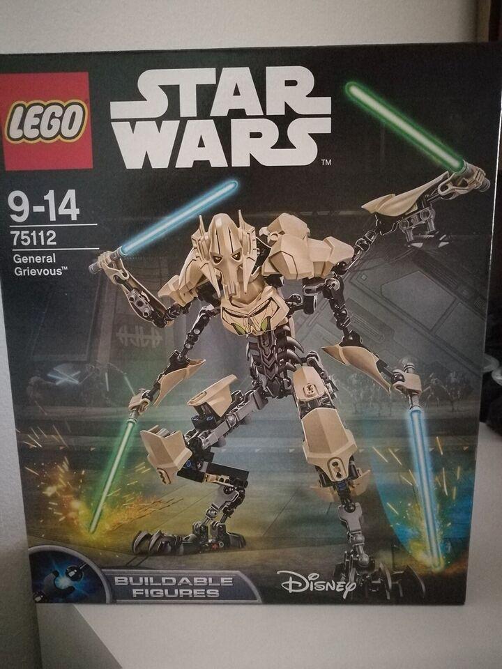 Samlefigurer, Lego Star Wars Figur
