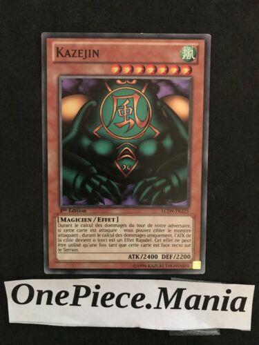 Yu-Gi-Oh Kazejin LCJW-FR225 1st