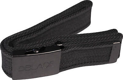 Dblade Mens Work Belt Adjustable Fabric Strap Metal Buckle Work Wear