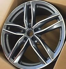 "4 X 19"" VW AUDI RS6C STYLE ALLOYS 5X112 VW AUDI SEAT FITMENT ALLOY WHEEL 19"""