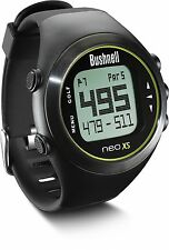 BUSHNELL NEO XS GPS Golf Watch Rangefinder 2015  BRAND NEW + WARRANTY (Black)