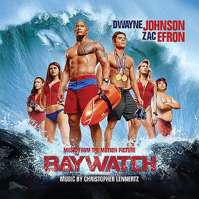 Baywatch 2017 Christopher Lennertz Cd La La Land Ltd Ed Soundtrack Score New Ebay