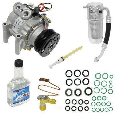 A//C Compressor /& Component Kit-Compressor Replacement Kit Rear UAC KT 1187