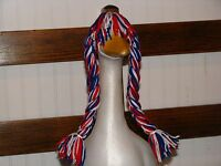 Goose Clothes: Red, White And Blue Braids For Fun By Silly Goose