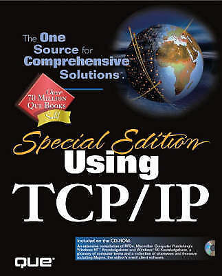 (Good)-Special Edition Using TCP/IP (Paperback)-Ray, John-0789718979