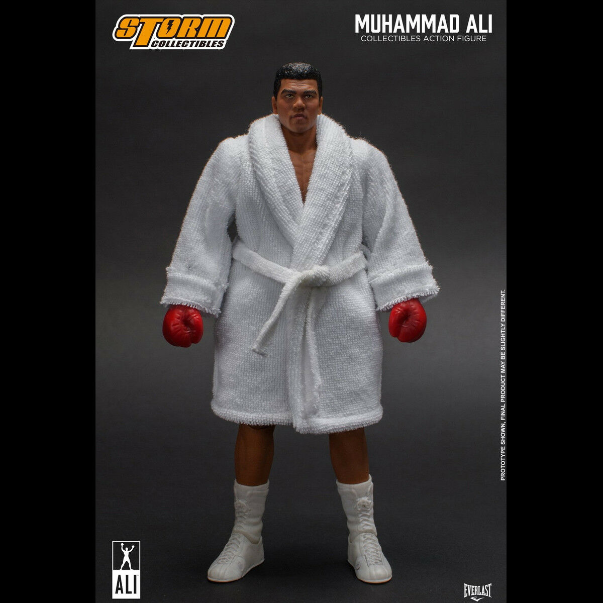 Storm Toys 1 12 Scale MUHAMMAD ALI Collectibles Action Figure