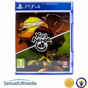 Yasai-Ninja-PS4-GREAT-CONDITION