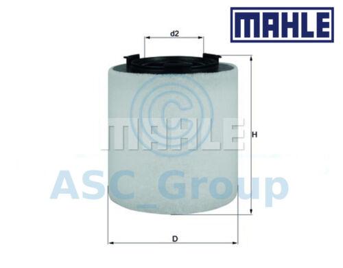 Mahle Filtre à Air Insert OEM Qualité Remplacement LX 2831 moteur intake