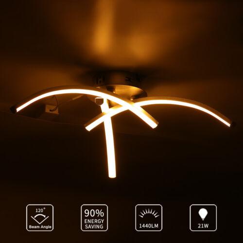 Creative Modern LED 3//4 Light Ceiling Lights Kitchen Living Bedroom Pendant Lamp