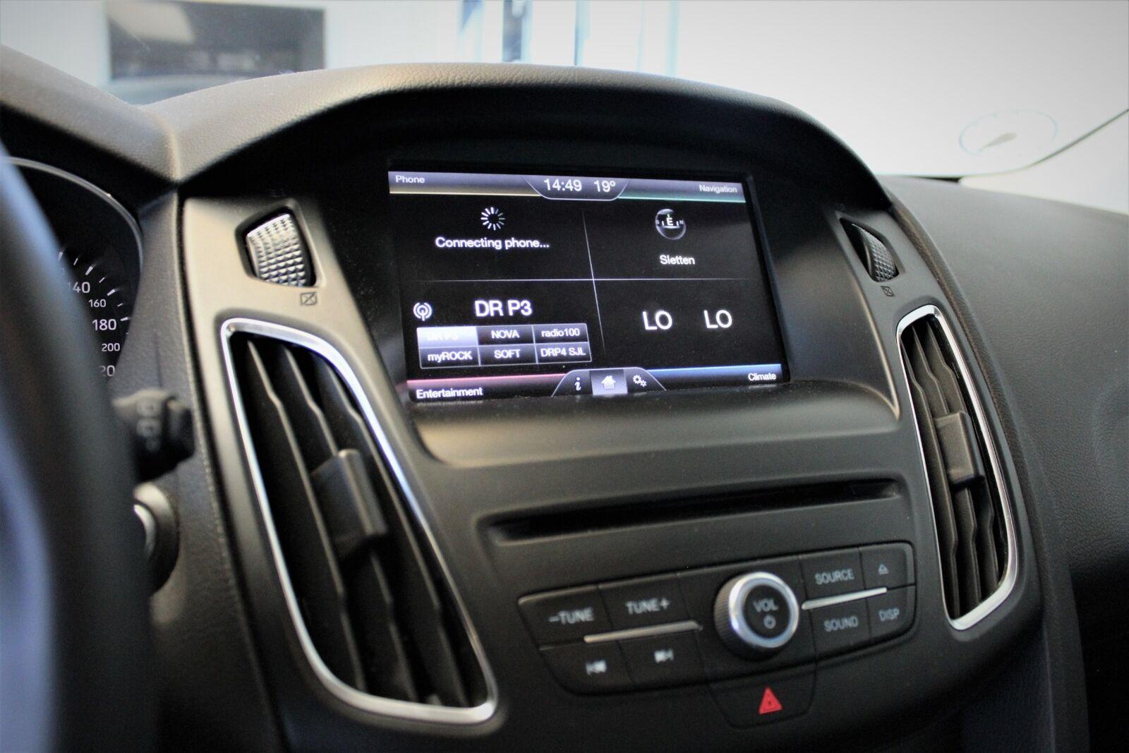 Ford Focus 1,0 SCTi 125 Titanium stc. - billede 9