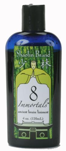 8 Immortal Shaolin Brand Dit Da Jow