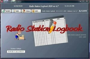 Ham-Radio-Station-Logbook-Software-Log-Book-Ver-4-7-for-Windows-By-KJ4IYE