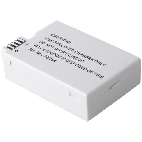 Batería para Canon lp-e865254eos 550d 650d 700d Rebel t3i t4i t5i Kiss x4 x5