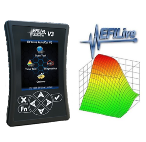 Competition Efi Live Single File V3 Tuner For Cab Chassis 10 12 6 7 Cummins Ebay