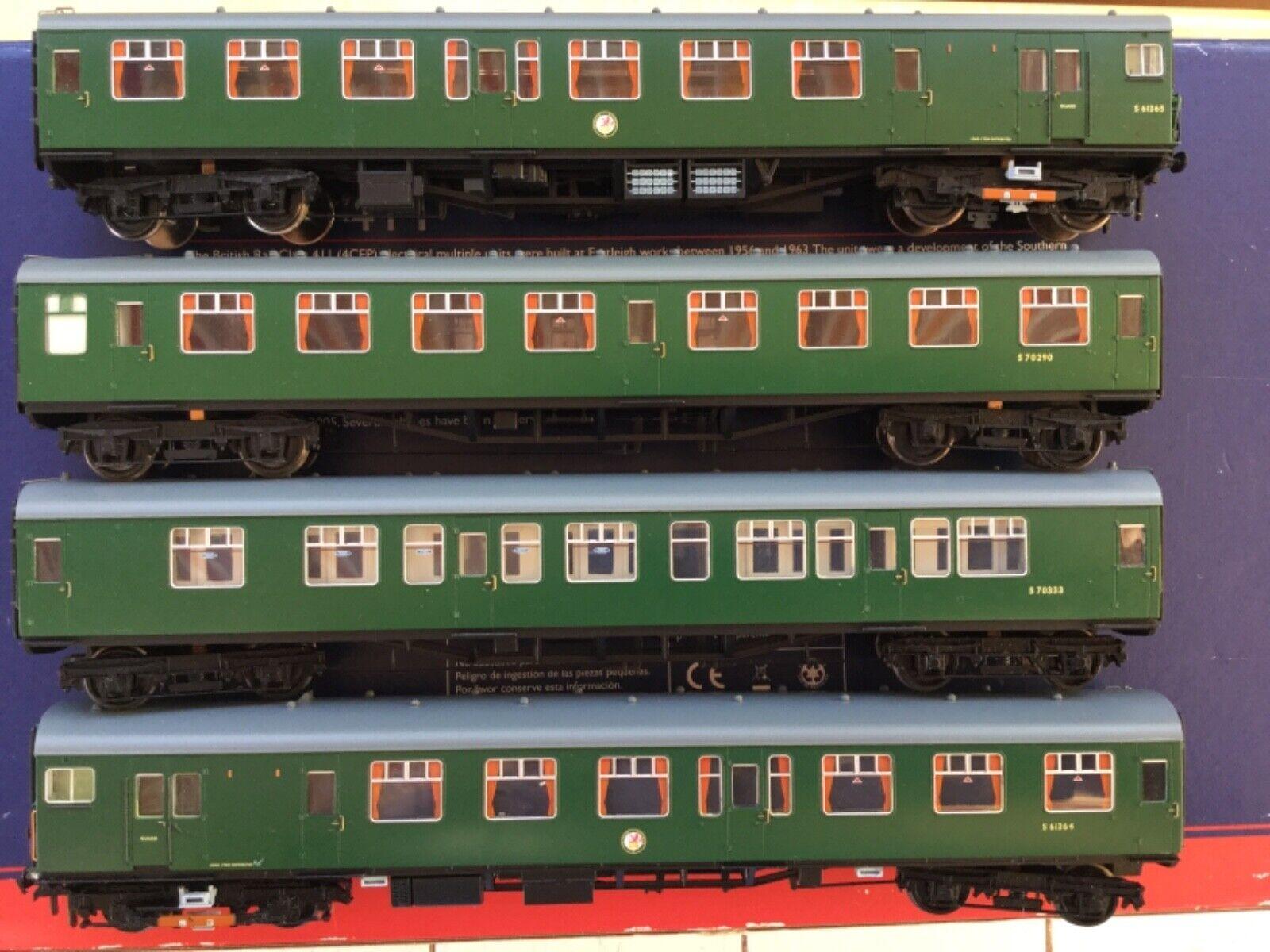 Bachmann OO 31-425A BR Southern Region Grün 4CEP EMU 7141