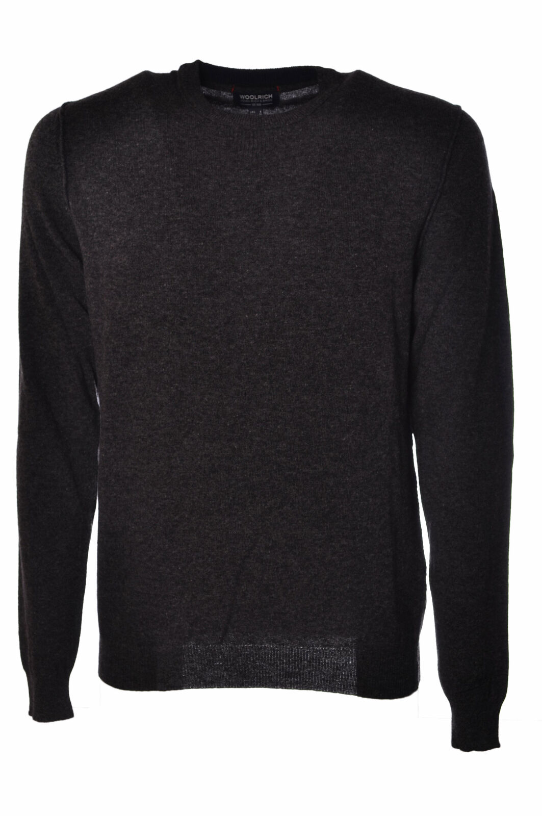 Woolrich  -  Sweaters - Male - Grau - 2638028N173539
