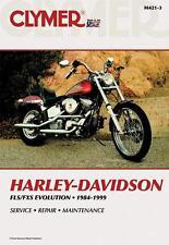 Harley Davidson FLS & FXS 1340 Softail Fatboy Heritage Clymer Manual M421-3