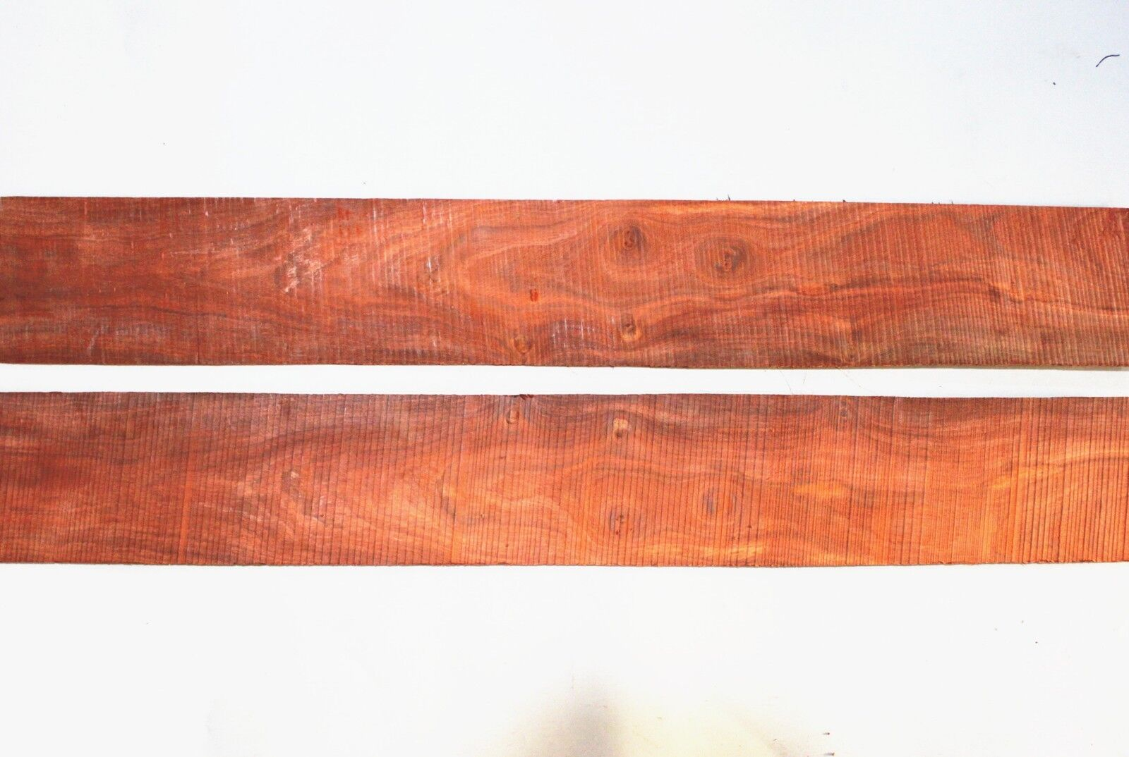JB399 A Pair Craft Rosewood Acoustic Guitar Side Board Set 33.5