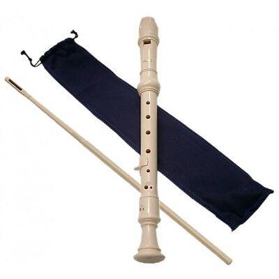 AULOS FLUTE A BEC 302A-G Flûte à bec soprano - Doigté allemand