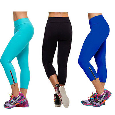 Women New Stretch YOGA Running Pants  Significantly Thin Leggings Excellent