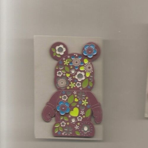 Vinylmation Mystery Jumbo Pin Collection Urban #7 Flowers ONLY