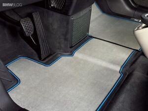 Floor Mats Bmw I3 >> BMW Genuine Front All Weather Floor Mats i3 072 | eBay