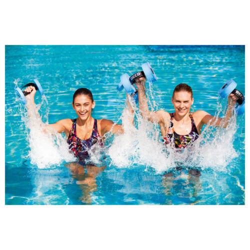 Aquajogging und als Schwimmhilfe BECO AquaHantel M für Aqua Fitness