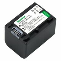 1x Kastar Battery For Sony Np-fh70 Hdr-cx11 Hdr-cx12 Hdr-cx100 Hdr-cx105