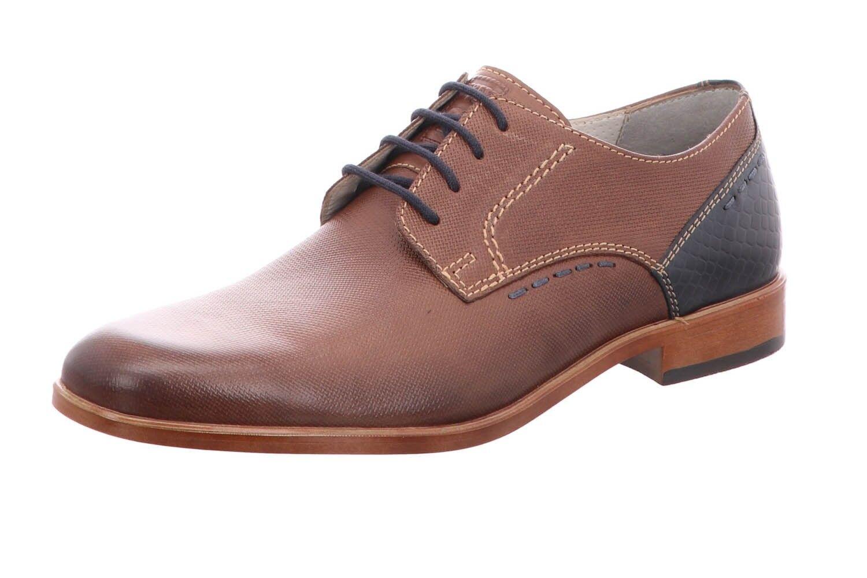 FRETZ MEN Business Schuhe in Übergrößen 7120.1280-82 große Herrenschuhe