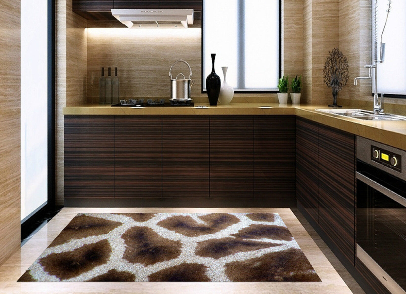 3D Fashion Spots Kitchen Mat Floor Murals Wall Print Wall Deco AJ WALLPAPER CA
