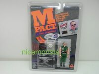 M P.a.c.t. 1991 Toymax 3.75in. Action Figure Dimitri Greco the Man Sealed