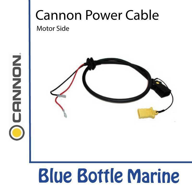 NEW Cannon Downrigger Power Cable -  Motor  Side from bluee Bottle Marine  wholesale cheap and high quality