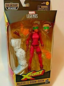 Marvel-Legends-X-FORCE-BOOM-BOOM-6in-Figure-BAF-Wendigo-X-Men-NEW-IN-STOCK