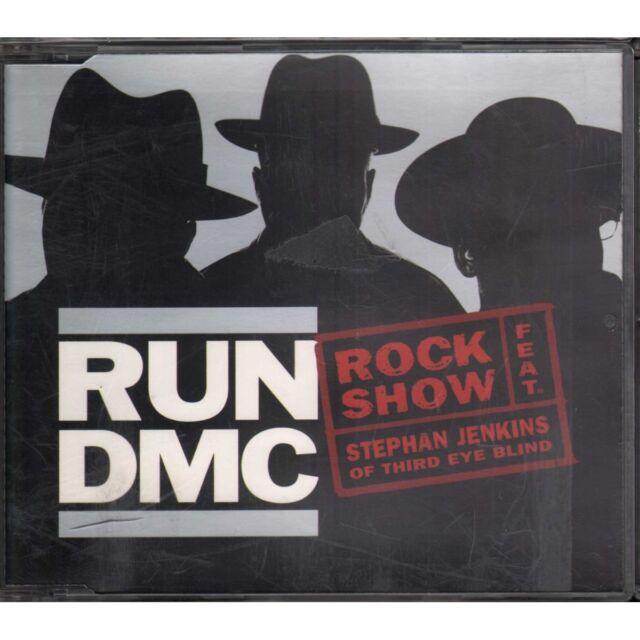Run Dmc Cd's Singolo Rock Show / Bmg  Nuovo 0743218328428