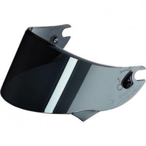 colore argento Shark Visiera a specchio per Race-R//Speed-R 1+2