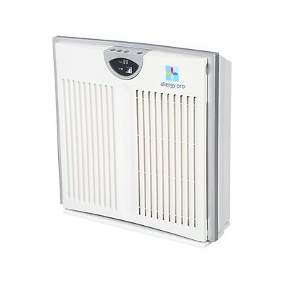 Allergy Pro 350 True Hepa Filtration Air Purifier w/ Built-In Ionizer