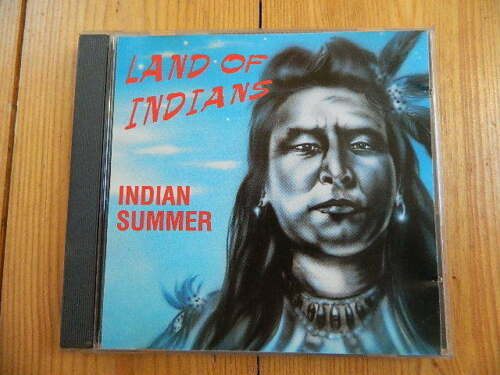 1 von 1 - Land Of Indians Indian Summer JÄGEL RECORDS CD / RELAXATION NATURE