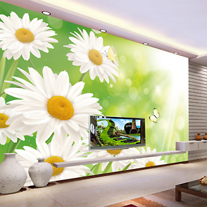 3D Sunlight Flowers 214 Paper Wall Print Wall Decal Wall Deco Indoor Murals