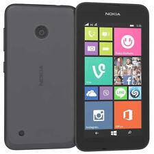 Nuevo Smartphone Nokia Lumia 530 de Microsoft Windows 8 teléfono inteligente 4GB Sim libre negro