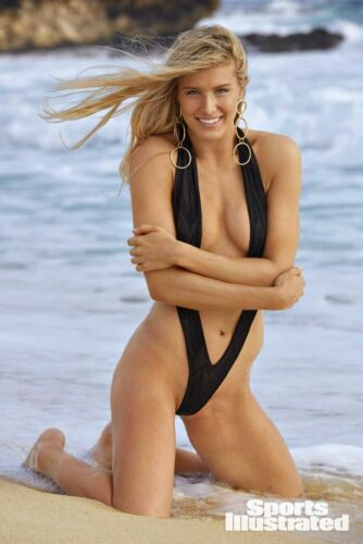 Various 2018 Sports Illustrated SI Swimsuit Bikini Model EUGENIE BOUCHARD E