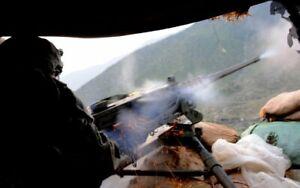 PLAQUE EN MÉTAL soldat guerre militaire   30 X 20 CM
