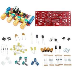 diy kits ne5532 preamp pre amplifier tone board treble alto bass volume control ebay. Black Bedroom Furniture Sets. Home Design Ideas